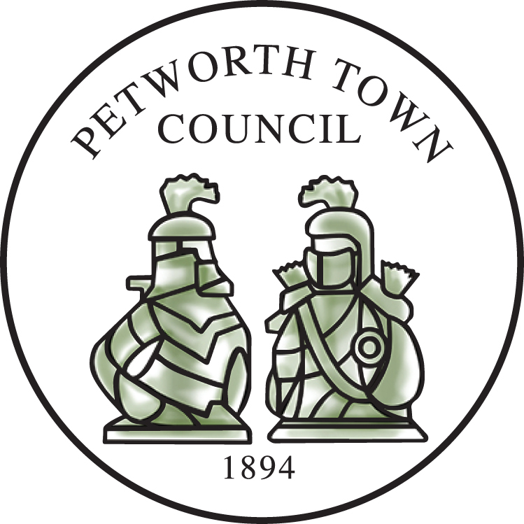 Petworth Town Council logo